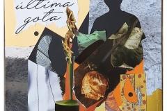 Marcia Cristina da Silva / Capa Trilha  Sonora do Curso de Colagem