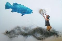 Taisa Belém / alimentando sonhos de mar