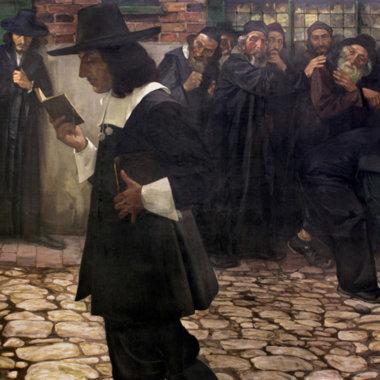 espinosa e os rabinos