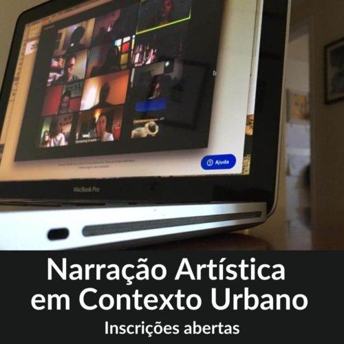 Narração artística em contexto urbano - pós online (1)