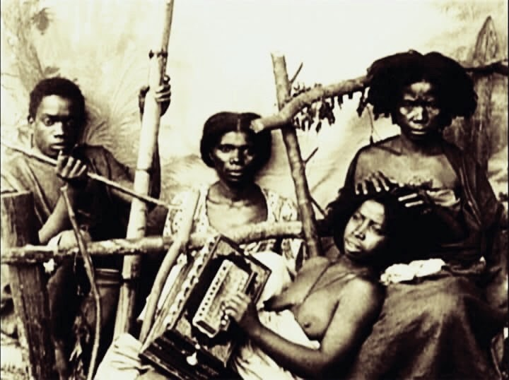 música africana_spirito santo