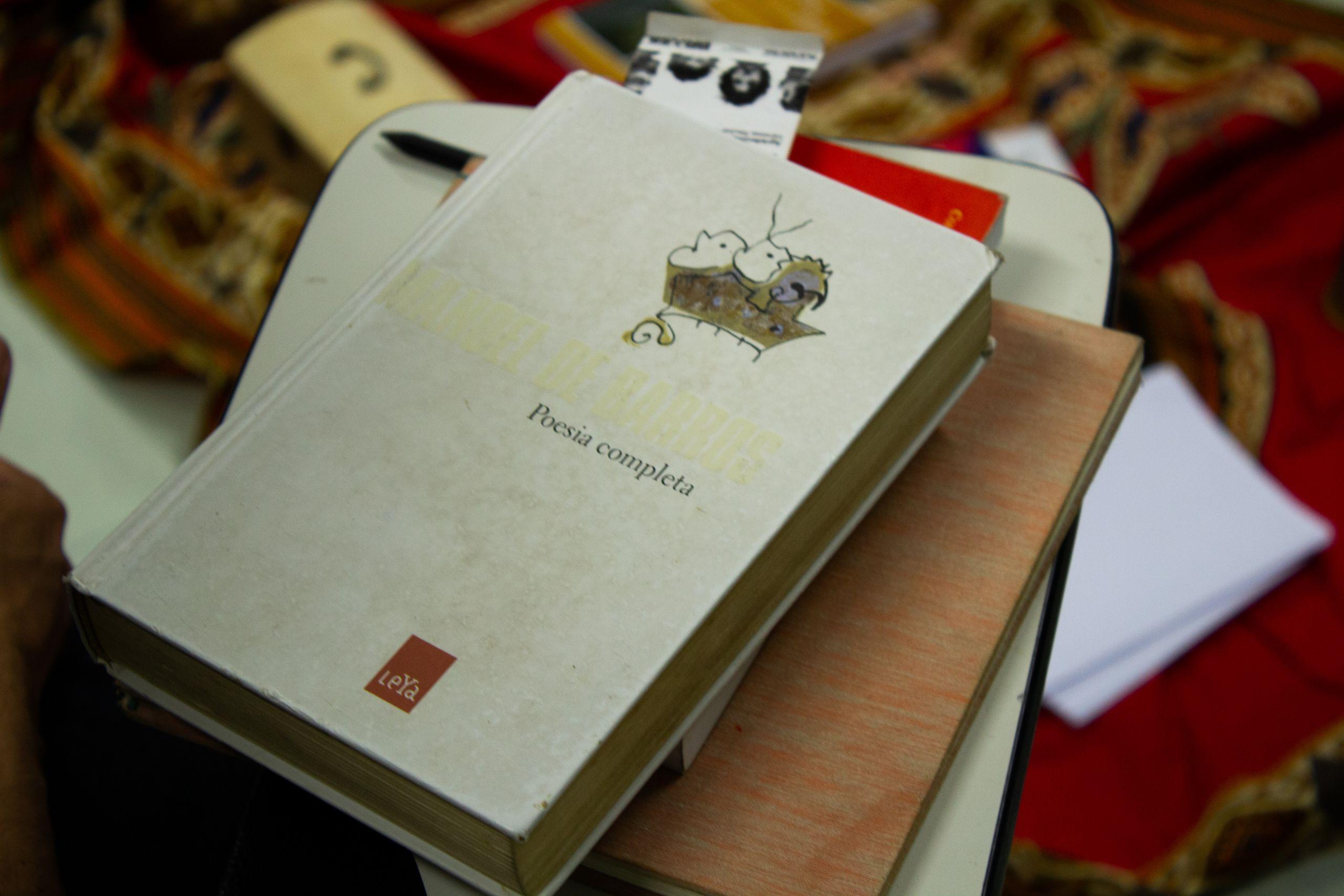 Livro Manoel de Barros
